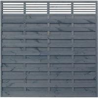 Rowlinson 6x6 Sorrento Fence Panel
