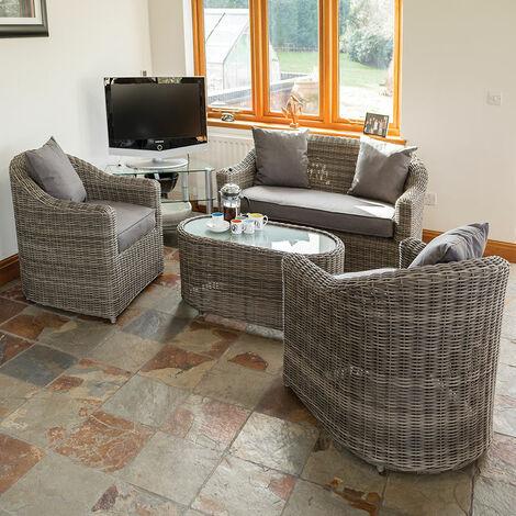 Rowlinson Bunbury Sofa Set - BUNRSET