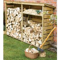 Rowlinson Large Log Stores - LOGLRG1