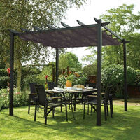 Rowlinson Latina Canopy 3m x 3m - PERLATG