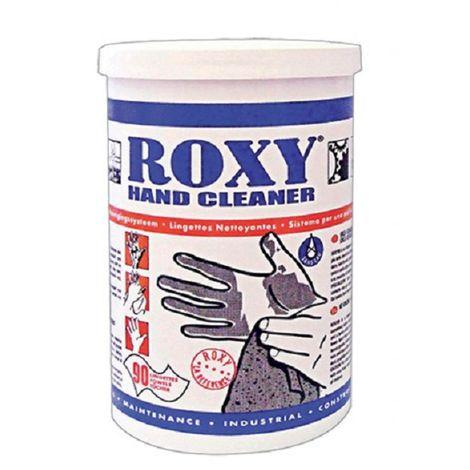 Roxy Hand cleaner - Pot 90 Reinigungstücher für die Hände - hartnäckige Flecken