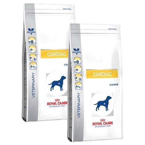Royal Canin cardiac chien - Lot de 2 sacs de 2Kg