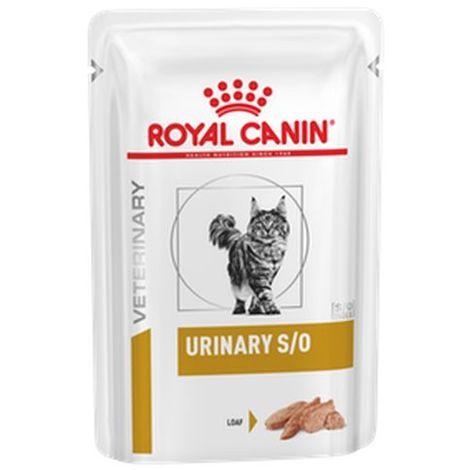 Royal Canin Gatto, Dieta Urinary S/O Loaf 85gr