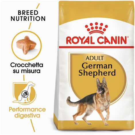 Royal Canin German Shepherd Adult Pastore Tedesco