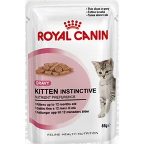 Royal Canin Kitten Instinctive Gravy bustina per gattino