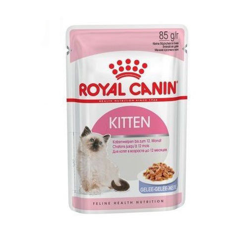 ROYAL CANIN KITTEN (Paté) para gatitos hasta 12 meses