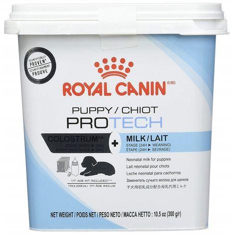 ROYAL CANIN Puppy Pro Tech Leche Maternizada con Calostro de Perra Comida para Cachorro - 300 g