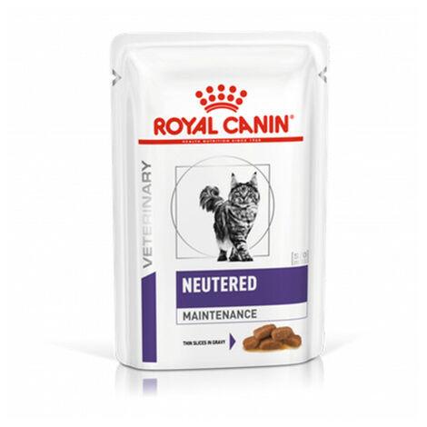Royal Canin Vet Care Neutered Adult Maintenance Pack 12 x Bolsa de 100 gr
