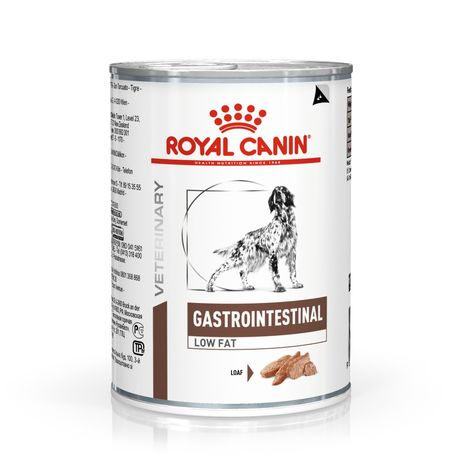 Royal Canin Veterinary Diet Gastro Intestinal Low Fat, 12 x 410 g