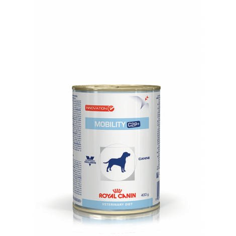 Royal Canin Veterinary Diet Mobility C2P+ - Boîtes, 12 x 400 g