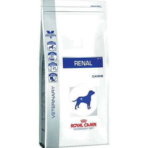Royal Canin Veterinary Diet Renal per Cane