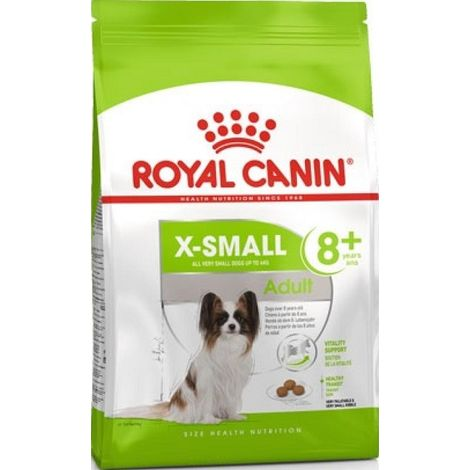 Royal Canin X-Small Adult 8+: 1,5 kg