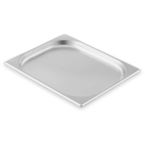 Royal Catering Recipiente GN Contenedor Gastronorm 1,25L Gastronorm: 1/2