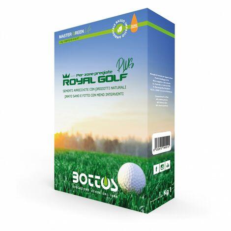 Royal Golf Plus - 1 Kg de graines à gazon