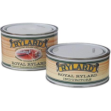 Royal trasparente lucido vernice poliuretanica bicomponente 375 ml