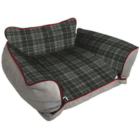 ROYALTY dog sofa convertible into a cushion