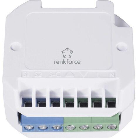 """main image of """"RS2W sans fil Actionneur de store encastré 1 canal Puissance de coupure (max.) 500 W Portée max. 150 m"""""""