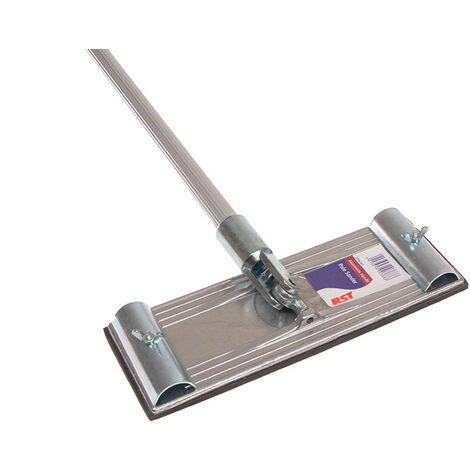 R.S.T. RST6193 R6193 Pole Sander Soft Touch Aluminium Handle 700-1220mm (27-48in)
