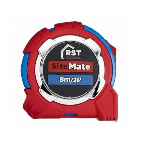 RST RSTRJ8 Site Mate Tape Measure 8M/26ft