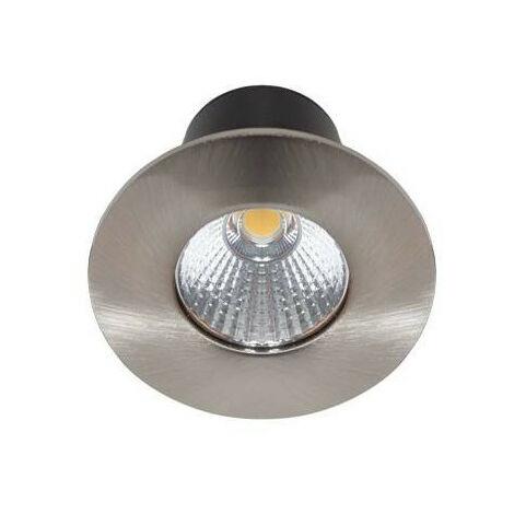 Rt1014 rd-230 7,5w 600lm 3000k ip65 dim nickel satine (DO233WW21)