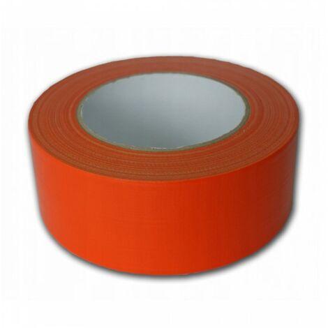 Ruban à enduire peinture orange 48mm / 20m