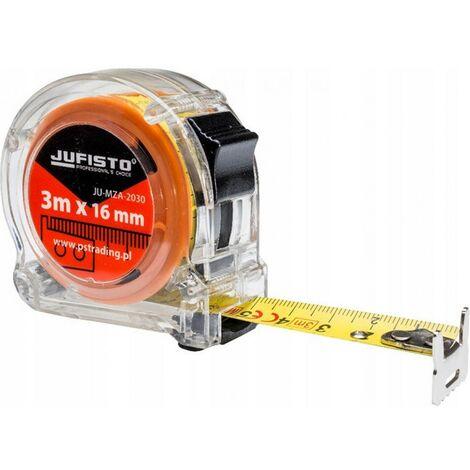 Ruban à mesurer mètre ruban 3 m double face