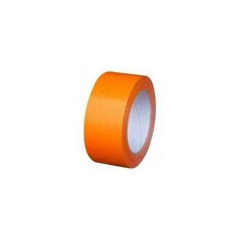 Ruban adhes toil orange 25mx48mmdenu918-8 0048
