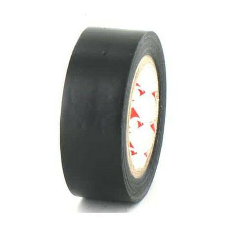 Ruban adhésif 19 mm PVC électrique Scapa 2702 noir - Noir