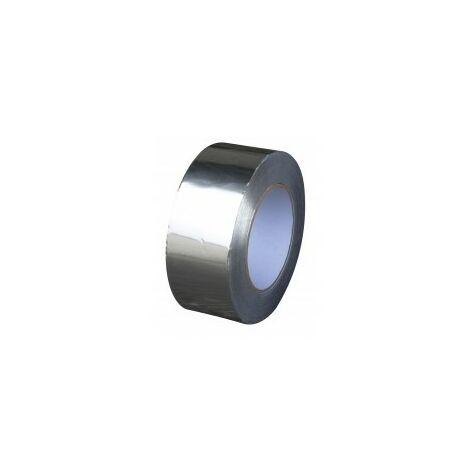 Ruban Adhesif Aluminium 50Mx50Mm
