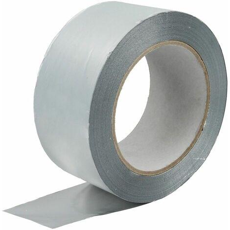 Ruban adhésif aluminium largeur 50 mm