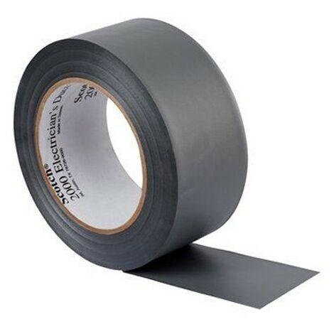 Ruban Adhésif Américain Scotch® 2000 3M™ PVC 50mm x 46m Gris - Gris