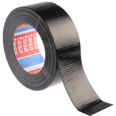 "main image of ""Ruban adhésif Duct Tape toilé argent RS PRO, 50m x 50mm"""