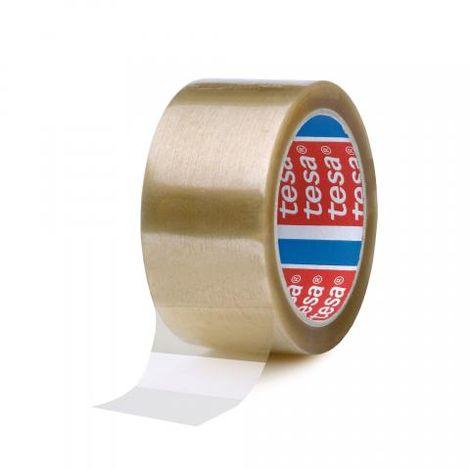 Ruban adhésif emballage PP incolore, 50 mm x 100 m - tesa® 04089