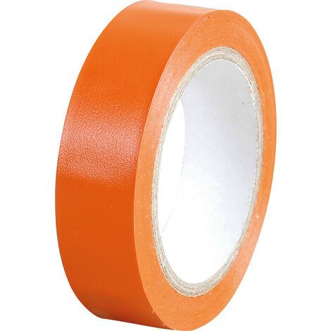 Ruban Adhesif isolant Orange 15x10 Eur'ohm
