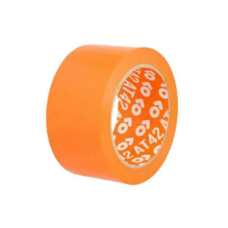 Ruban adhésif - Orange - Modèle AT42 - 33 x 50 mm 28298J