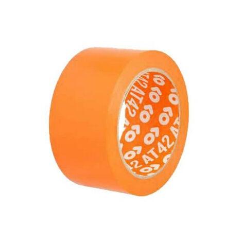 Ruban adhésif - Orange - Modèle AT42 - 33 x 50 mm 28298J - Orange