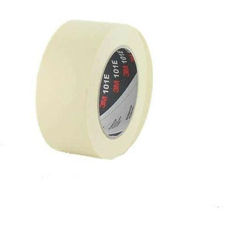 Ruban adhésif papier masquage 3M 101E 48mm x5 - Blanc