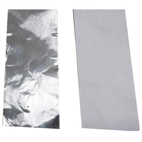 Ruban adhésif plein en aluminium L 5 ml