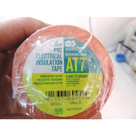 19 mm x 5 m Électrique PVC ISOLATION RUBAN électricien/'s Grade BS3924 Haute Qualité