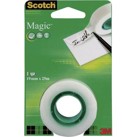 Ruban adhésif Scotch® Magic™ 810 3M 8-1925R mat (L x l) 25 m x 19 mm 1 pc(s)