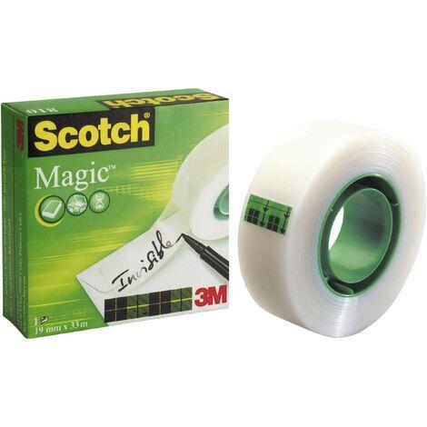 Ruban adhésif Scotch® Magic™ 810 3M M8101910 mat (L x l) 10 m x 19 mm 1 pc(s) S15766