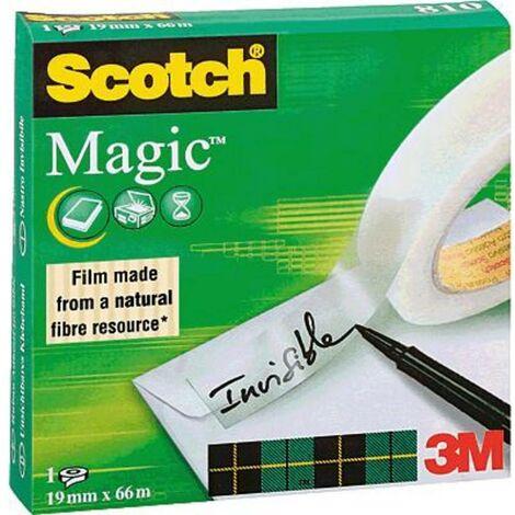 Ruban adhésif Scotch® Magic™ 810 3M M8101966 mat (L x l) 66 m x 19 mm 1 pc(s)