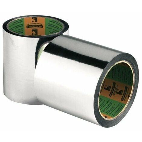Ruban adhesif thermofilm 875 aluminium 100mmx50m