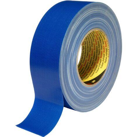 Ruban adhésif toilé 3M 389B50 Scotch® bleu (L x l) 50 m x 50 mm 1 pc(s) Q137462