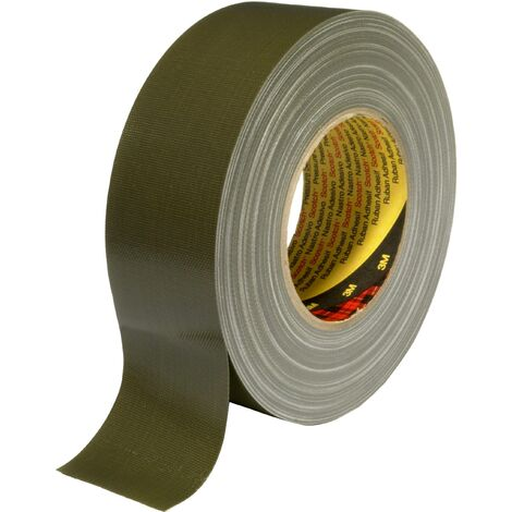 Ruban adhésif toilé 3M 389O50 Scotch® vert (L x l) 50 m x 50 mm 1 pc(s) Q137482