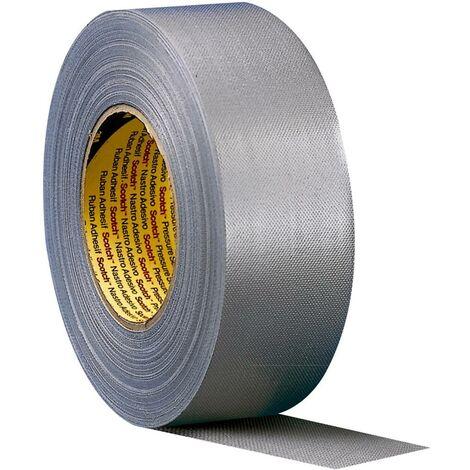 Ruban adhésif toilé 3M 389W50 Scotch® blanc (L x l) 50 m x 50 mm 50 m