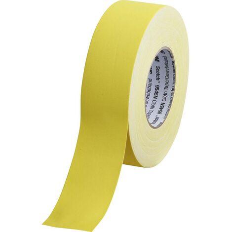 Ruban adhésif toilé 3M 9545NY50 Scotch® jaune (L x l) 50 m x 50 mm 50 m