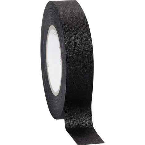 Ruban adhésif toilé Coroplast 80284 noir (L x l) 10 m x 15 mm caoutchouc 1 pc(s) X74489