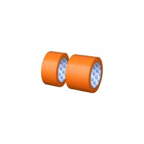 Ruban Adhes.Isol.Pvc Orange 75Mm