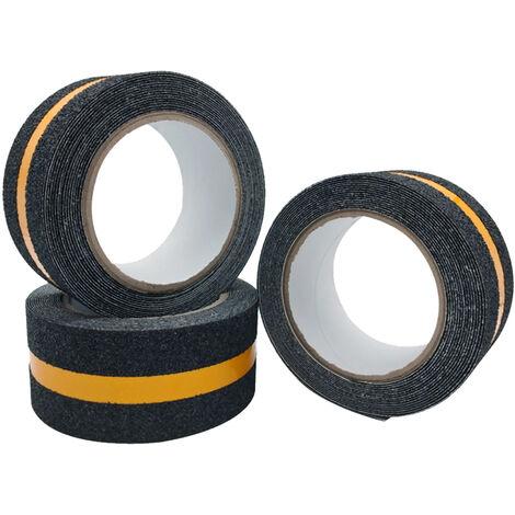 Ruban antid¨¦rapant mat en PVC avec 5 cm * 5 m